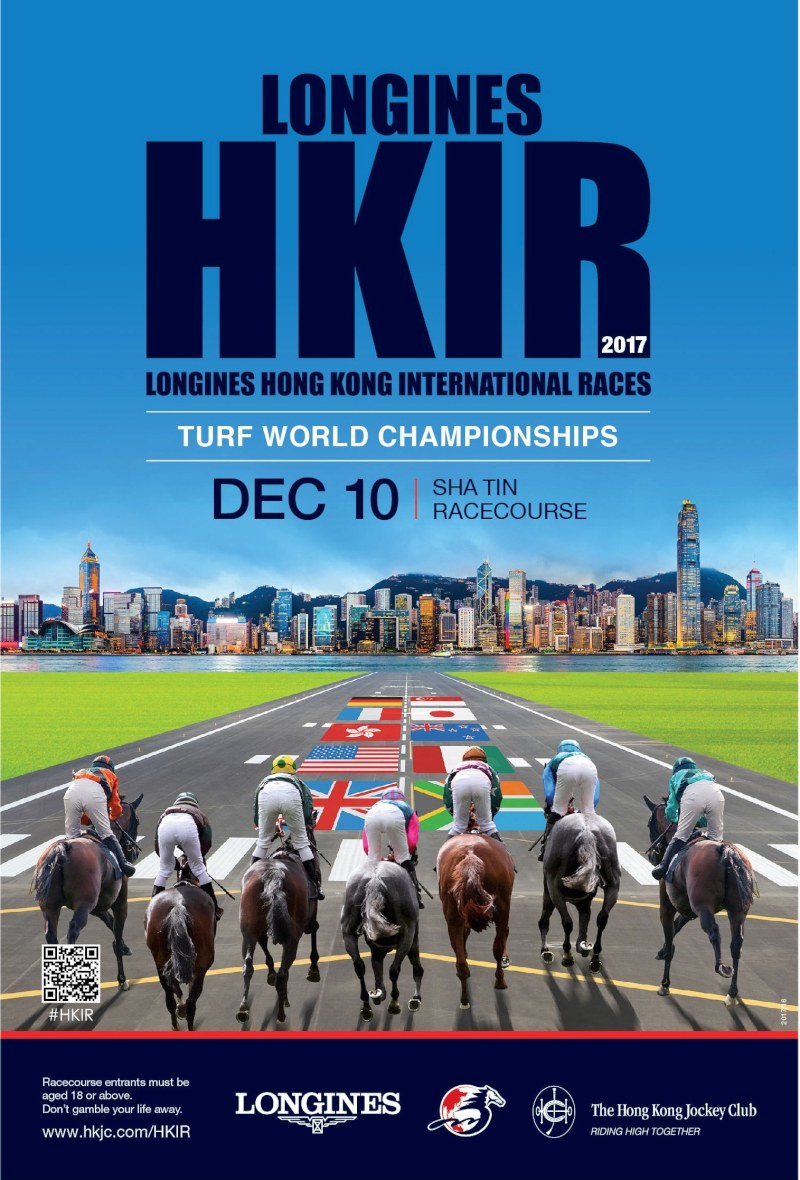 The LONGINES Hong Kong International Races