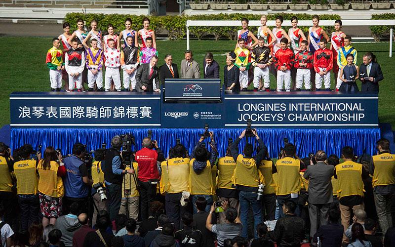 Dec 6 LONGINES International Jockeys' Championship