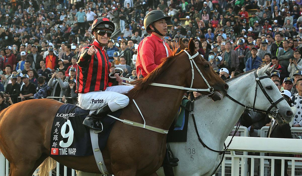 「馬克羅斯」將力求於一月二十八日舉行的董事盃中,再次取得一級賽頭馬。