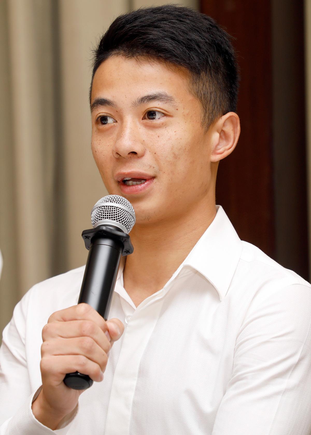 騎師梁家俊詳談自己為策騎事業而奮鬥,終於在今季夥拍「美麗傳承」,代表香港勇奪國際一級賽浪琴表香港一哩錦標。