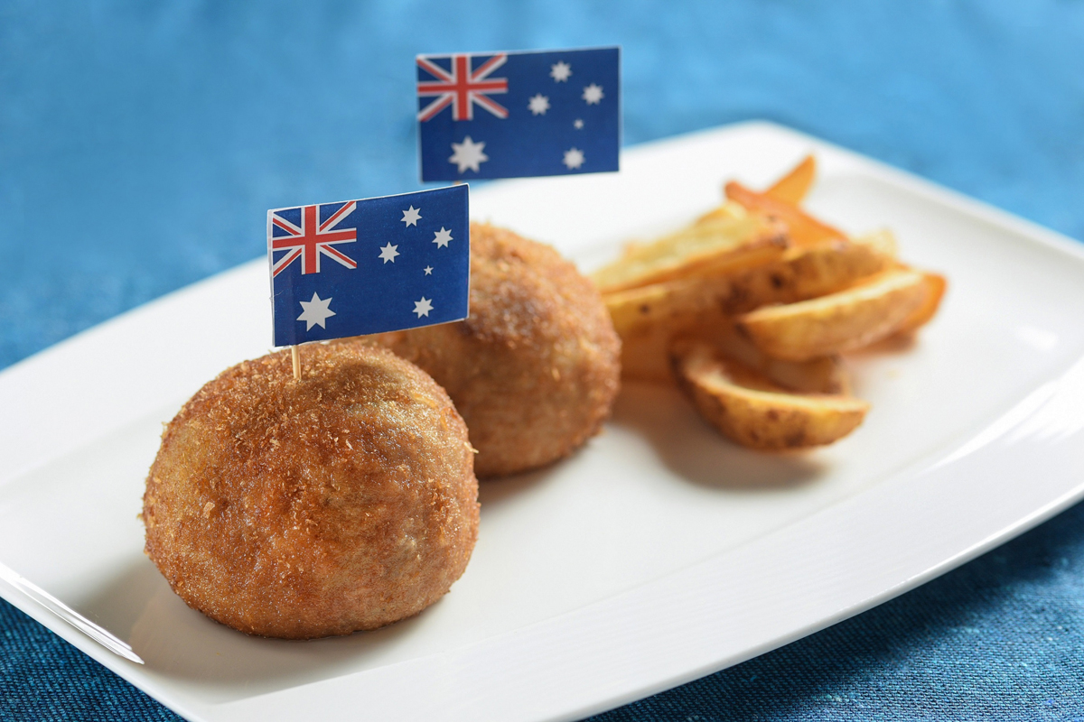 American Corn Dogs Uk