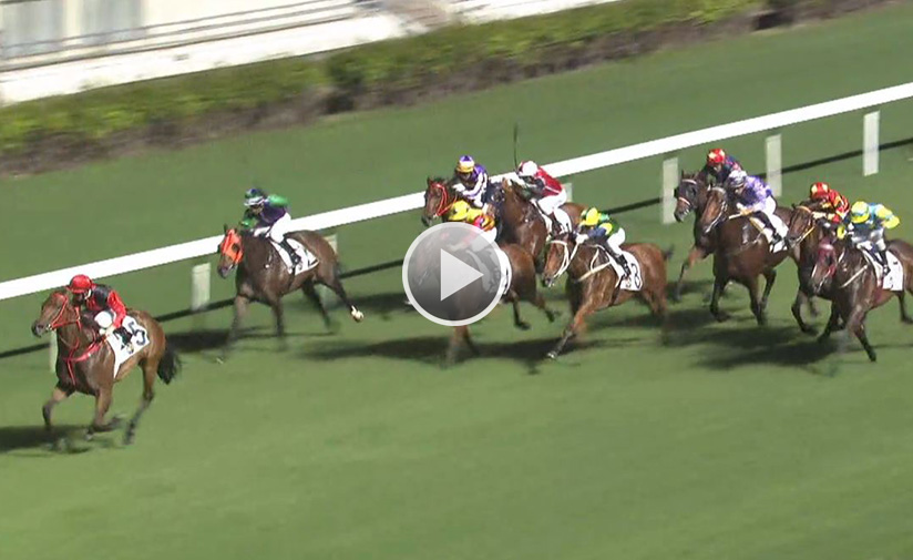 Country Star wins impressively at Happy Valley last start.