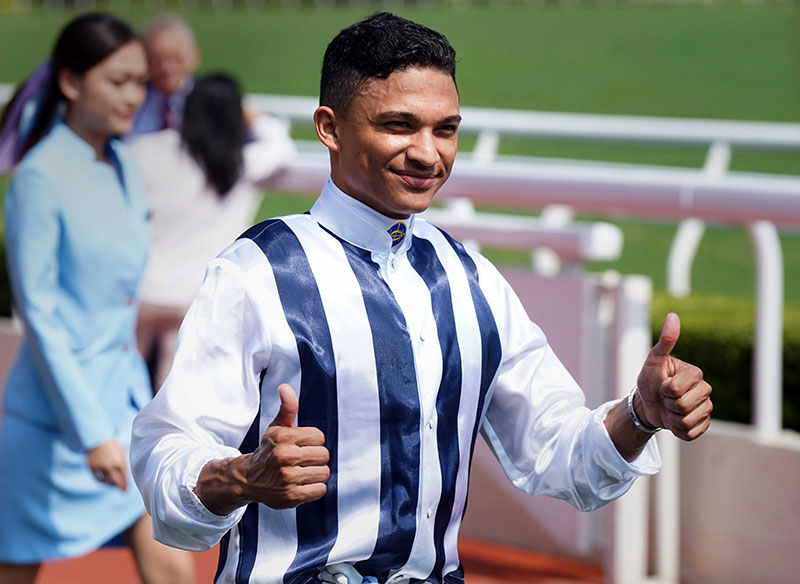 Grant van Niekerk hopes for big-race glory.