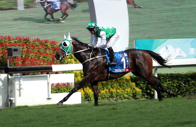 Pakistan Star will attempt to shake up the sprint ranks this term.