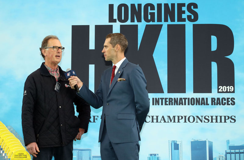 LONGINES Hong Kong Vase – Trainer Roger Charlton draws Gate 11 for Aspetar.