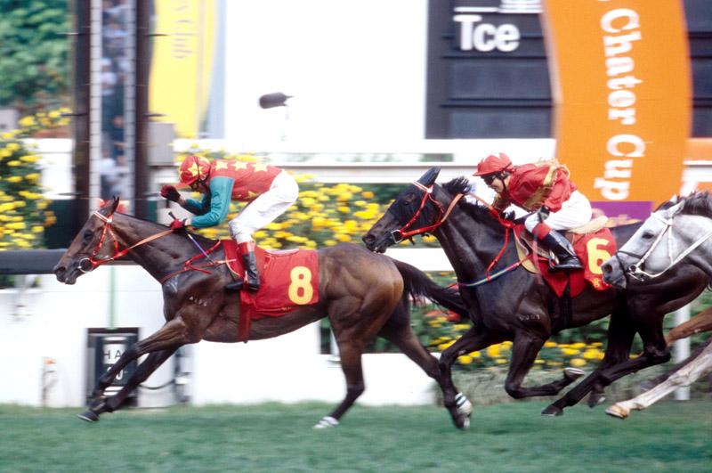 Red Pepper the first winner