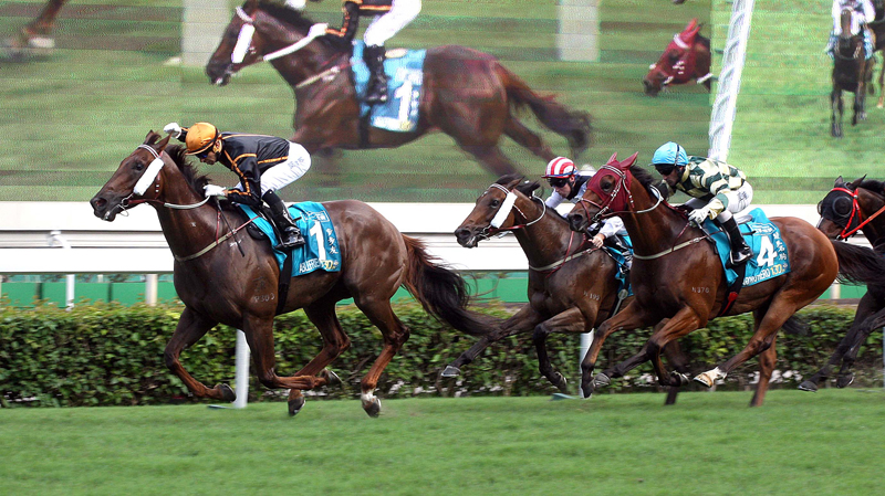 Moore snares another win with Able Friend