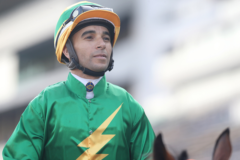Moreira ticked over 100 wins for the season on Sunday (12 April) at Sha Tin.