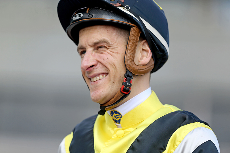 Blake Shinn is having a solid first season in Hong Kong