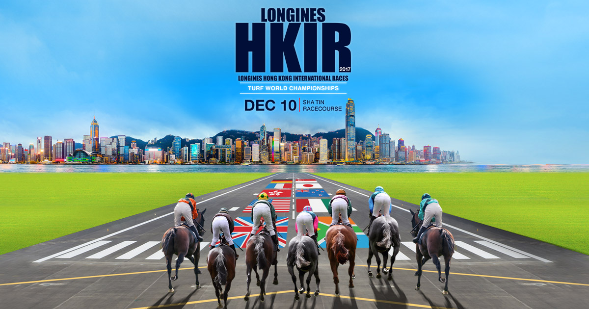 Race Info - Dec 6 LONGINES International Jockeys' Championship - LONGINES HKIR 2017 - The Hong Kong Jockey Club