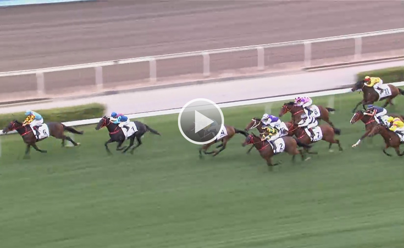 Frankie Lor saddles three of the first four home in Mission Tycoon's Classic Cup.