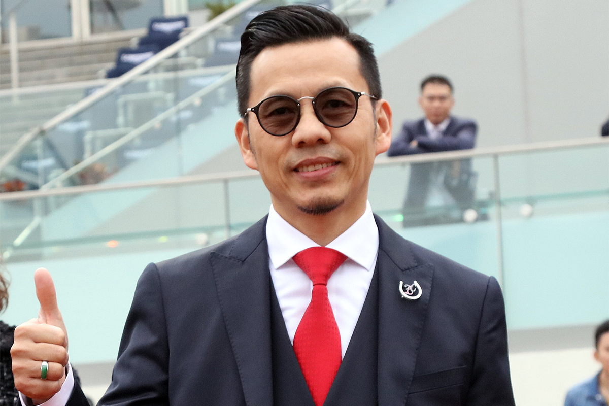 Frankie Lor is seeking a first win in the BMW Hong Kong Derby.