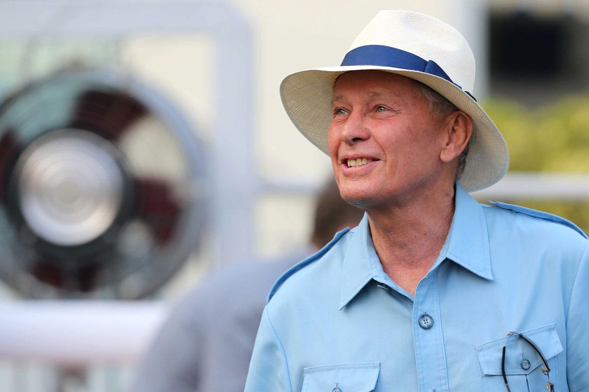 John Moore is aiming his rising star at the LONGINES Hong Kong Sprint