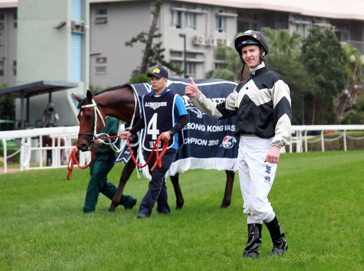 Exultant will hand Purton the record if he goes back-to-back in the Vase.
