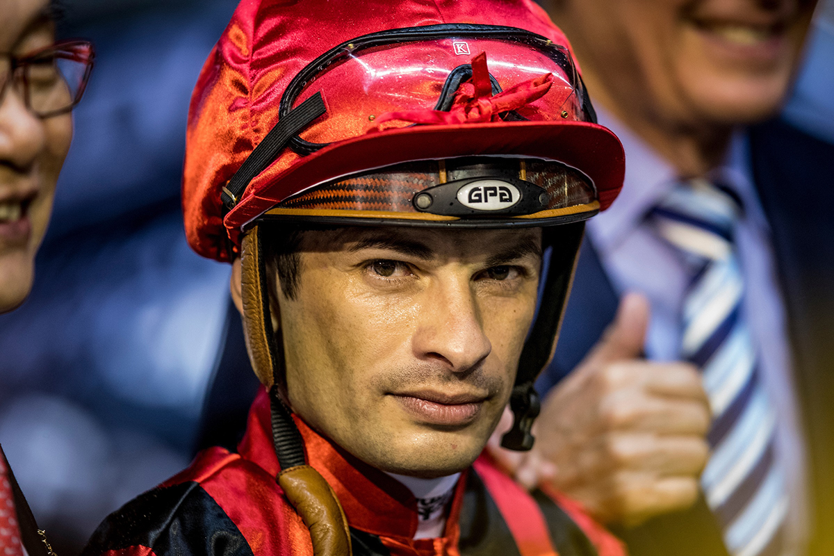 De Sousa is back from injury and in good form.