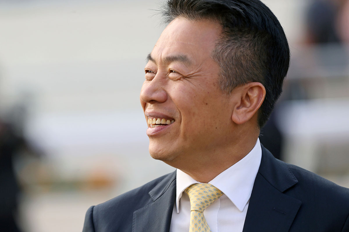 Ricky Yiu keeps the winners coming.