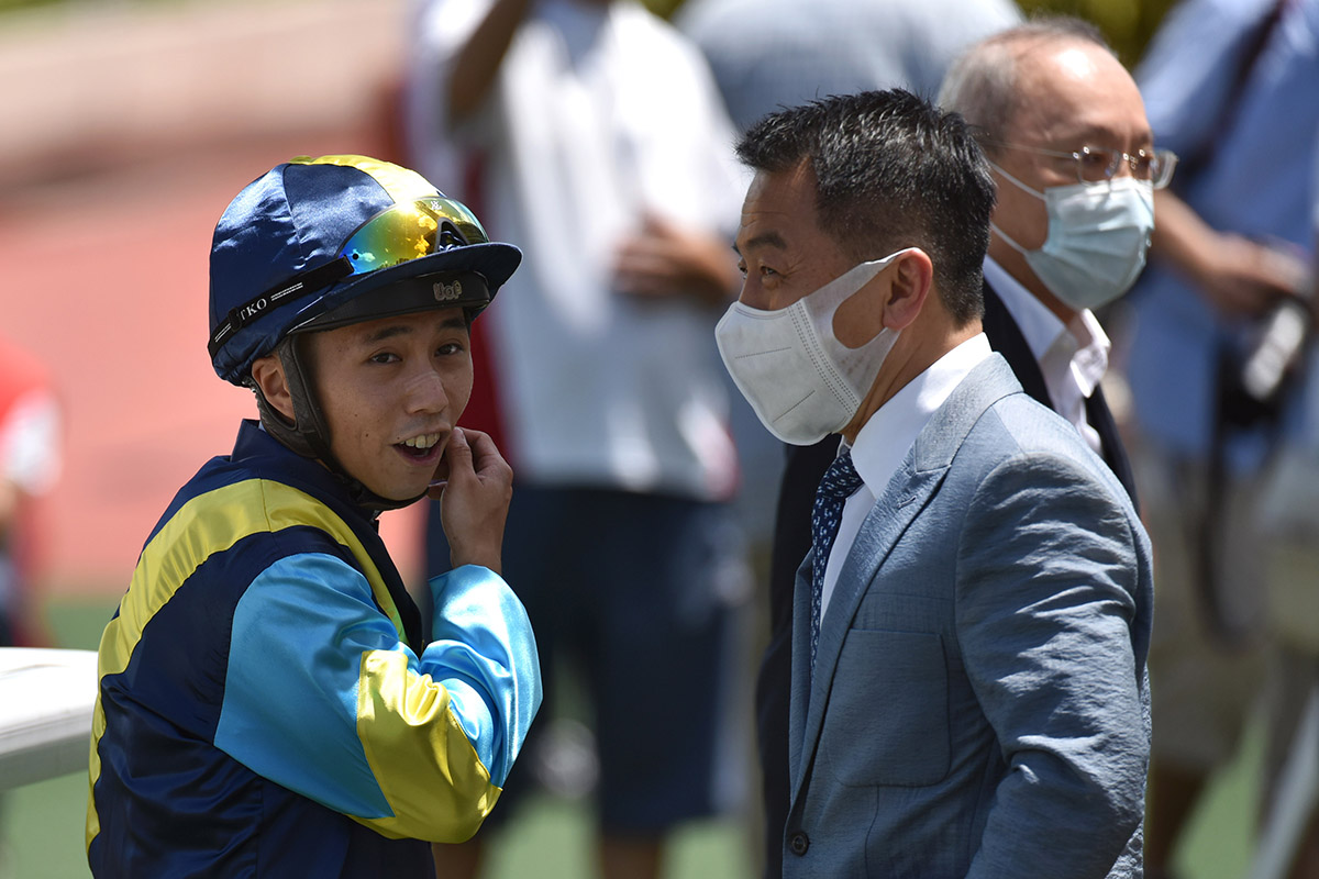 Ricky Yiu has seven meetings to hold on to his premiership lead.