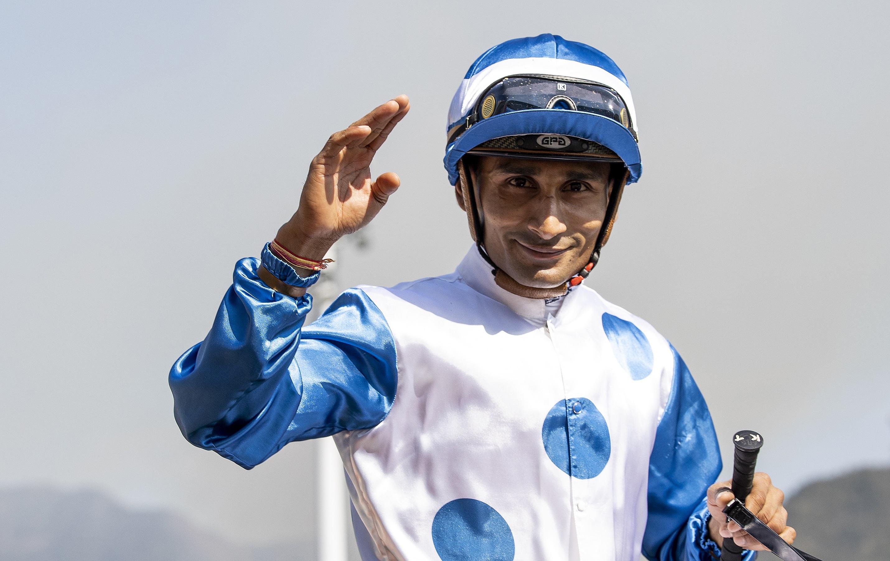 Karis Teetan is three wins shy of his personal best.